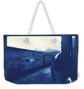 Trains 7 3a Weekender Tote Bag