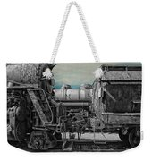 Trains Ancient Iron Sc Weekender Tote Bag