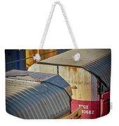 Trains - Nashville Weekender Tote Bag
