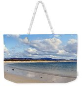 Tramore Beach Donegal Weekender Tote Bag