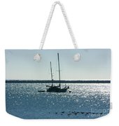 Tranquil Bay Weekender Tote Bag
