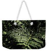 Tranquil Botanical Ferns Weekender Tote Bag