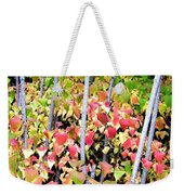 Tranquil Days Of Autumn Weekender Tote Bag