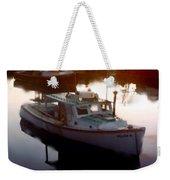 Tranquil Harbor Weekender Tote Bag
