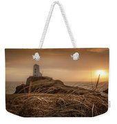 Tranquil Sunset At Llanddwyn Island - Anglesey, North Wales Weekender Tote Bag