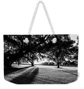 Tranquility Amongst The Oaks Weekender Tote Bag