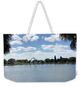 Tranquility - Port Richey, Florida Weekender Tote Bag