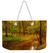 Tranquility Stream - Allaire State Park Weekender Tote Bag