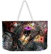 Transcendence In Retrograde Weekender Tote Bag