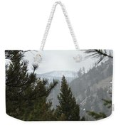Transcendental  Introspection Weekender Tote Bag