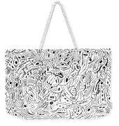 Transcendental Weekender Tote Bag