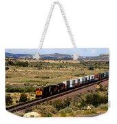 Transcontinental Weekender Tote Bag