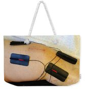 Transcutaneous Electric Nerve Weekender Tote Bag