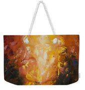 Transfiguration Weekender Tote Bag