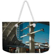 Transit Harbor Weekender Tote Bag