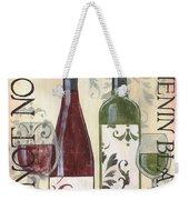 Transitional Wine 1 Weekender Tote Bag