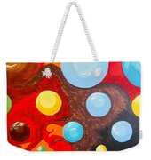 Transitions Time Space And Visions Of November Weekender Tote Bag