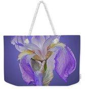 Translucent Iris Weekender Tote Bag