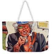 Transmetropolitan Weekender Tote Bag