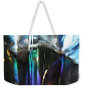 Transparency 4 Weekender Tote Bag by Sarah Loft