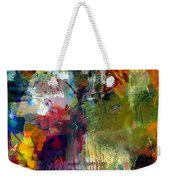 Transparent Layers Four Weekender Tote Bag
