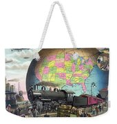 Transportation, C1910 Weekender Tote Bag