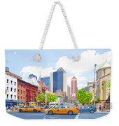 Transportation In New York 8 Weekender Tote Bag
