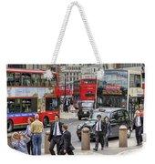 Transporting Weekender Tote Bag