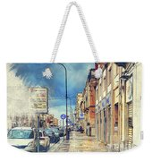 Trapani Art 20 Sicily Weekender Tote Bag