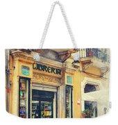 Trapani Art 21 Sicily Weekender Tote Bag