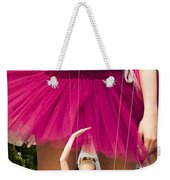 Travel Down Your Own Road And Dance To Your Own Beat Weekender Tote Bag