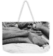 Travel In Stillness Weekender Tote Bag