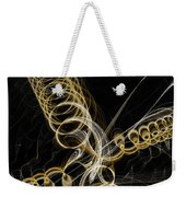 Travel In Time To 1969 Spring Into Space Weekender Tote Bag