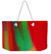 Travel Shopping Colorful Scarves Abstract Series India Rajasthan 1a Weekender Tote Bag