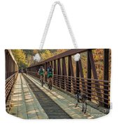 Travel The Buttermilk Trail Weekender Tote Bag