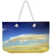 Travel Through Clouds Weekender Tote Bag