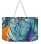 Travelin Man Weekender Tote Bag