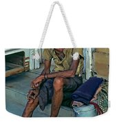 Travelin' Man Weekender Tote Bag