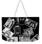 Traveling The World Weekender Tote Bag