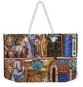 Travels Of Merlin Weekender Tote Bag
