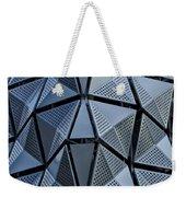 Tri-angular Weekender Tote Bag