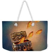Treasure Chest Weekender Tote Bag