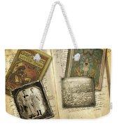 Treasured Objects Weekender Tote Bag