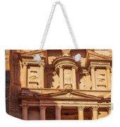 Treasury Of Petra In Color Weekender Tote Bag