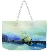 Trebizond From The Sea 1875 61h94 Ivan Konstantinovich Aivazovsky Weekender Tote Bag
