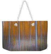 Tree Abstract Weekender Tote Bag