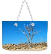 Tree And A Dune Weekender Tote Bag