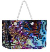 Tree And Face Of Beauty Weekender Tote Bag