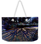 Tree And Shadow Weekender Tote Bag