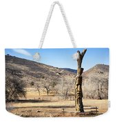 Tree Art Weekender Tote Bag